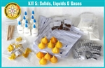 SS-925-1105 Kit 5: Solids, Liquids, and Gases