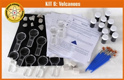 SS-925-1106 Kit 6: Volcanoes