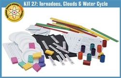 SS-925-1127 Kit 27: Tornadoes, Clouds, and Water Cycle