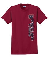 D. Woodland HS Vertical T-Shirt