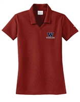 H. Woodland HS Nike Ladies Polo