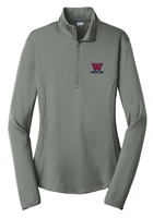 M. Woodland HS Ladies Quarter Zip