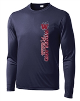G. Woodland HS Moisture Wicking Long Sleeve T-Shirt