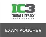 IC3  Exam Voucher