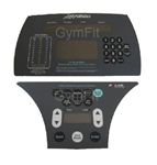 Life Fitness Cycle 95Ci 95Ri Overlay & Keypad Set