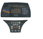 Life Fitness Lifecycle 9500HR Next Gen Overlay & Keypad Kit