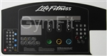 Life Fitness CLST Intergrity Treadmill Overlay