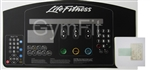 Life Fitness CLST Intergrity Treadmill Overlay & Keypad