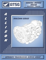 ATSG Manual for Chevy/GM Allison Transmission Duramax Diesel