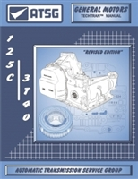 ATSG Rebuild Manual for Chevy/GM TH125C (3T40) Transaxle
