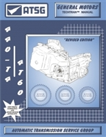 ATSG Rebuild Manual for Chevy/GM TH440-T4 Transaxle