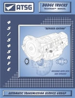 ATSG Manual for Chrysler/Jeep 45RFE, 5-45RFE Trans