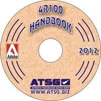 ATSG Update Supplement CDROM for Ford 4R100 Transmission Rebuild Manual