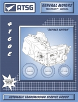 ATSG Rebuild Manual for Chevy/GM 4T60E Transaxle