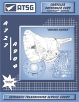 ATSG Manual for Chrysler TF6/TF8 727/904/999 Trans