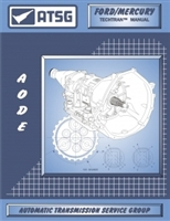ATSG Manual for Ford AODE/4R70W overdrive Transmission