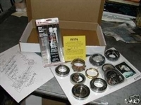 Rebuild Kit with synchro rings for World Class T5 Transmission in 85-up Mustang, 88-up Camaro