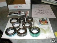 Rebuild Kit for NP208 Transfer Case - New Process 208