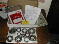 Rebuild Kit Ford/Dodge/IHC NP-435 4 speed Truck Transmission (tapered input bearing)