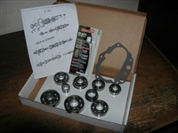 Rebuild Kit with synchro rings for late 1986-93 Nissan 4cyl 5 speed FS5W71 Transmission