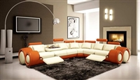 Italian Design Franco Sectional Sofa TOS-LF-4087-IO