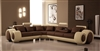 Italian Design Franco Sectional Sofa RF-4087