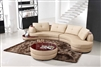Modern Beige Sectional Sofa Furniture TOS-LF-108-LHER