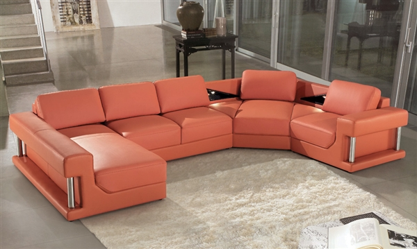 Contemporary Modern Sectional Sofa TOS-LF-2062