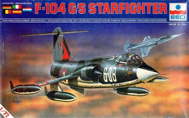 [Chrono 20] Esci - A7B Corsair II ESCI9007-2