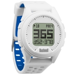 Bushnell Neo-ion GPS Watch - White/Blue