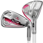 Cobra FLY-Z Women's Combo Set - Raspberry - Graphite