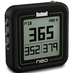 Bushnell NEO Ghost Golf GPS - Black
