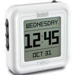 Bushnell NEO Ghost Golf GPS - White