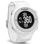 Garmin Approach S4 Golf GPS Watch - White