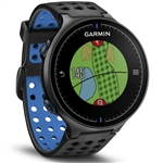 Garmin Approach S5 Golf GPS Watch - Black/Blue