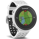 Garmin Approach S6 Golf GPS Watch - White