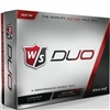 Wilson Staff DUO Golf Balls - 1 Dozen