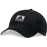 Adidas Relaxed Hat - Black