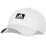 Adidas Relaxed Hat - White