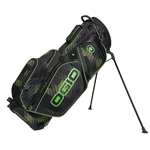 Ogio 2016 Silencer Stand Bag - Green