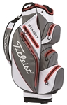 Titleist StaDry Cart Bag - Grey/White/Orange
