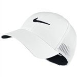 Nike Legacy Tour Mesh Hat - White/White/Black