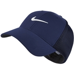 Nike Legacy Tour Mesh Hat - Midnight Navy/White