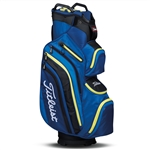 Titleist Deluxe Cart Golf Bag - Blue/Lime