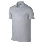 Nike Victory 2.0 Emboss Men's Polo - Grey/White