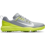 Nike Lunar Command 2 Men's Golf Shoes - Wolf Grey/White/Volt