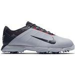 Nike Lunar Fire Men's Golf Shoes - Wolf Grey/Chrome