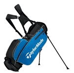 TaylorMade 5.0 Stand Golf Bag - Blue/Black/White