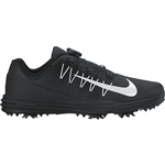 Nike Lunar Command 2 Men's BOA Golf Shoes - Black/White/Black
