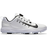 Nike Lunar Command 2 Men's BOA Golf Shoes - White/Black/White